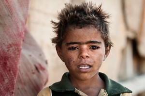 Beduin dreng
