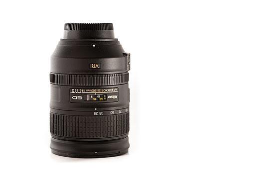 Nikon AF-S 28-300mm F/3.5-5.6 ED VR