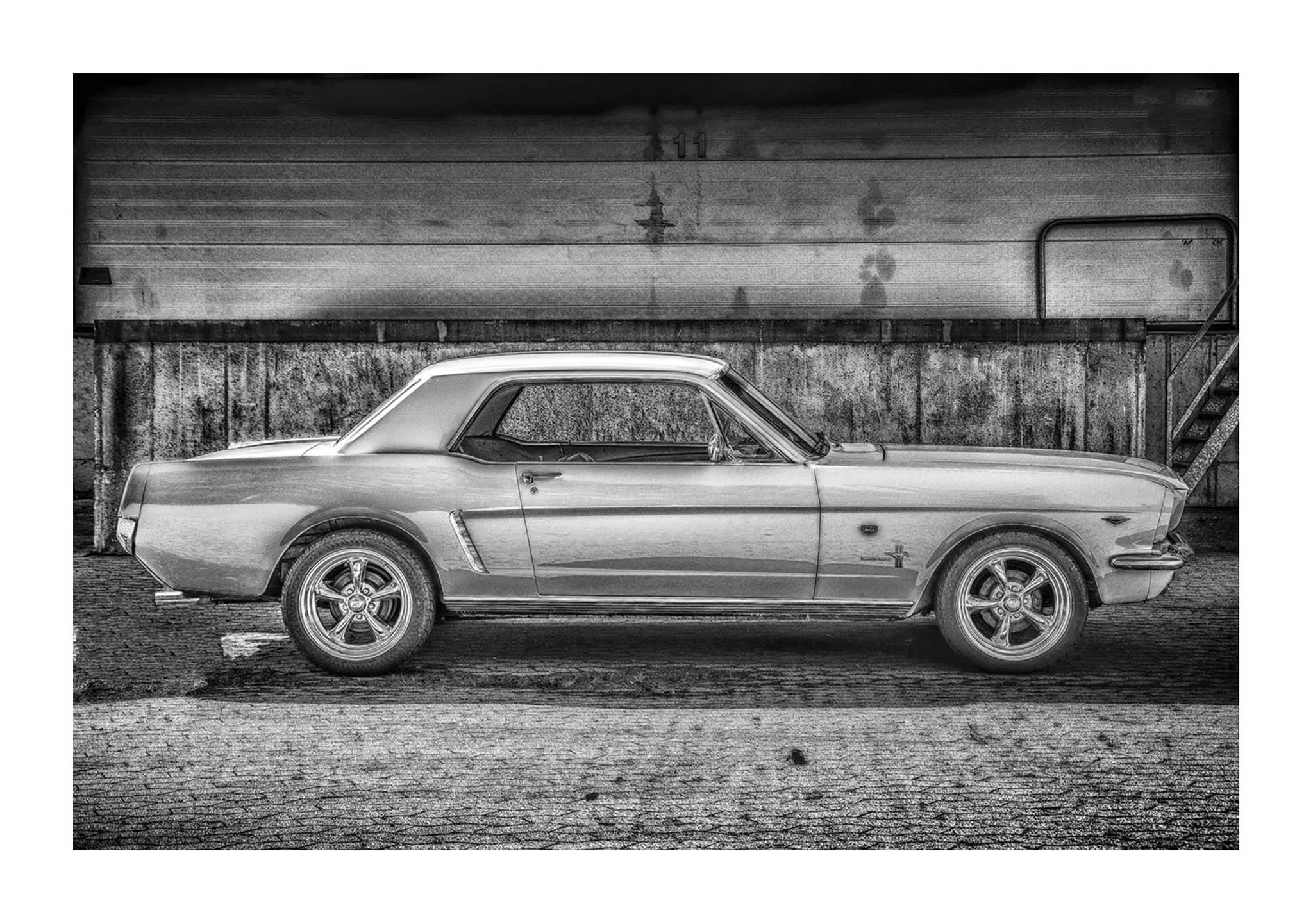 uge 44 - Mustang - Johnny Kristenseen