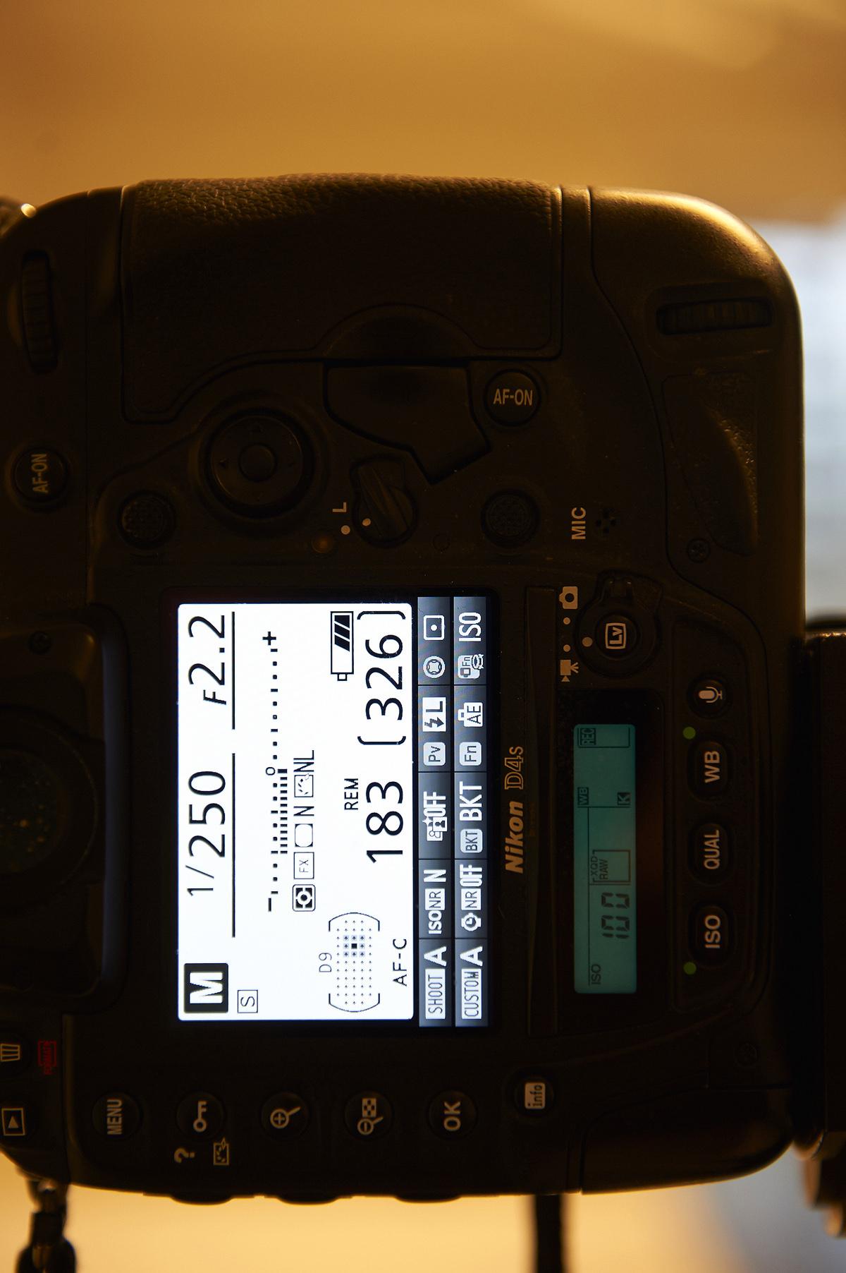Check light – Lys til serier af portrætter – Portrætfotografering