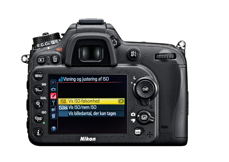 Tip til Nikon D7100