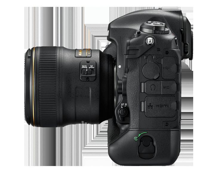 Nikon D5 & Nikon D500