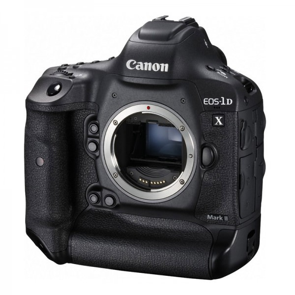 Canon EOS-1DX Mark II - front