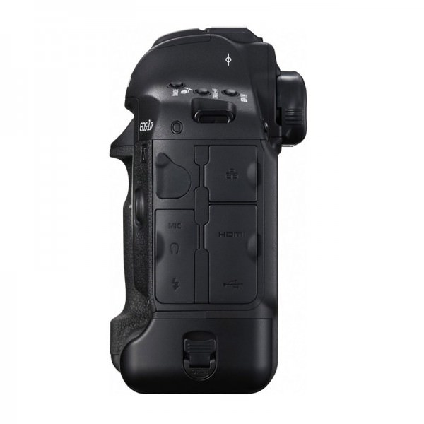 Canon EOS-1DX Mark II - side