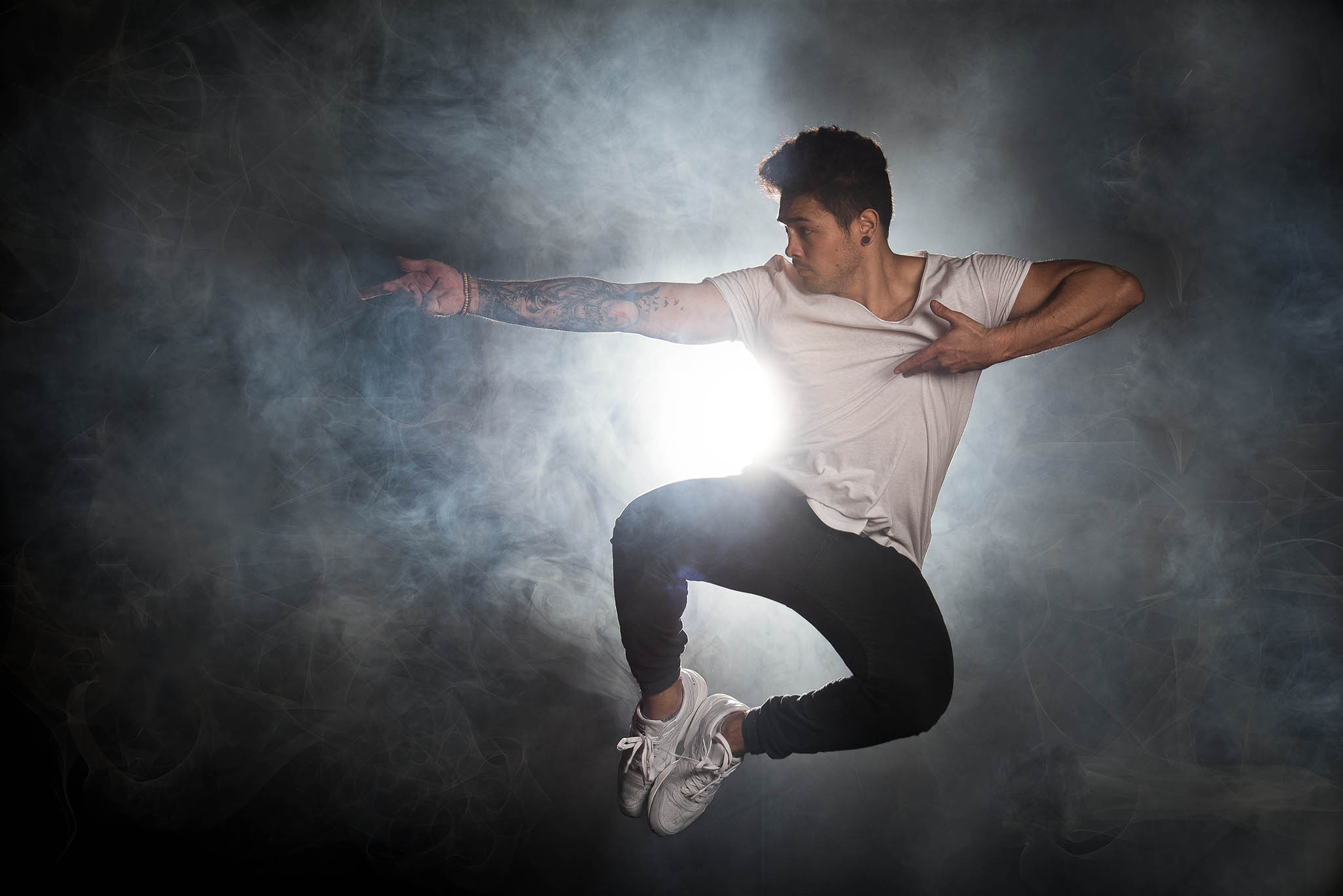 Danser Timothy De Meza