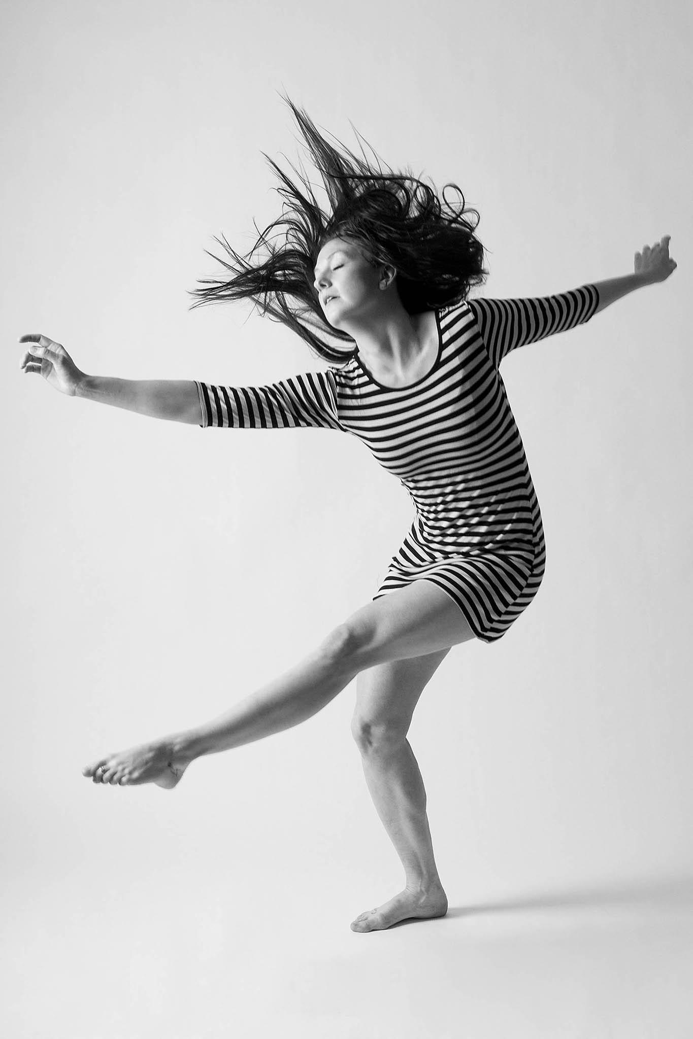 Danser Mette Nagel