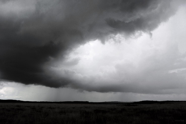 """""""Optræk til uvejr ved Flynder Sø"""""""