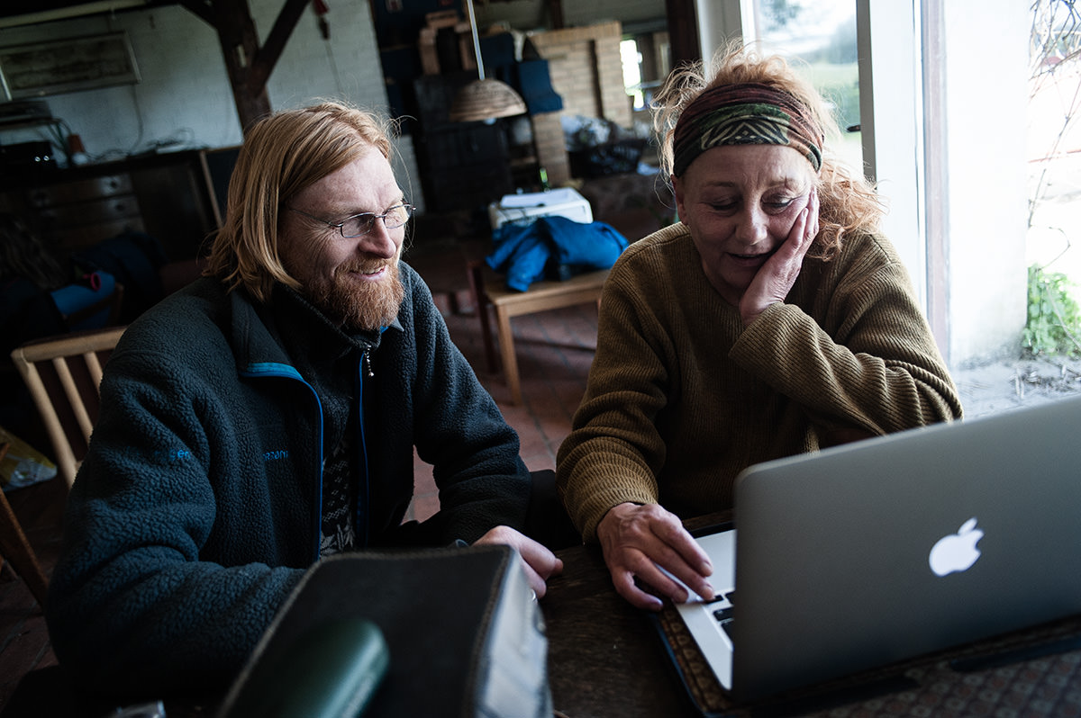 Throwback Thursday: Kreativiteten fik vinger på naturfotoworkshop i Thy