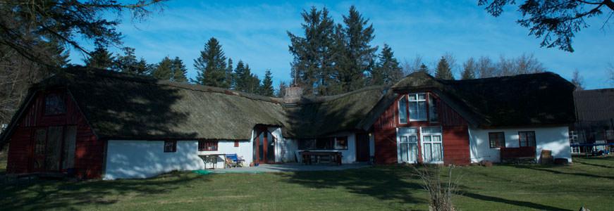 Gæstehuset på Kirsten Kjærs Museum