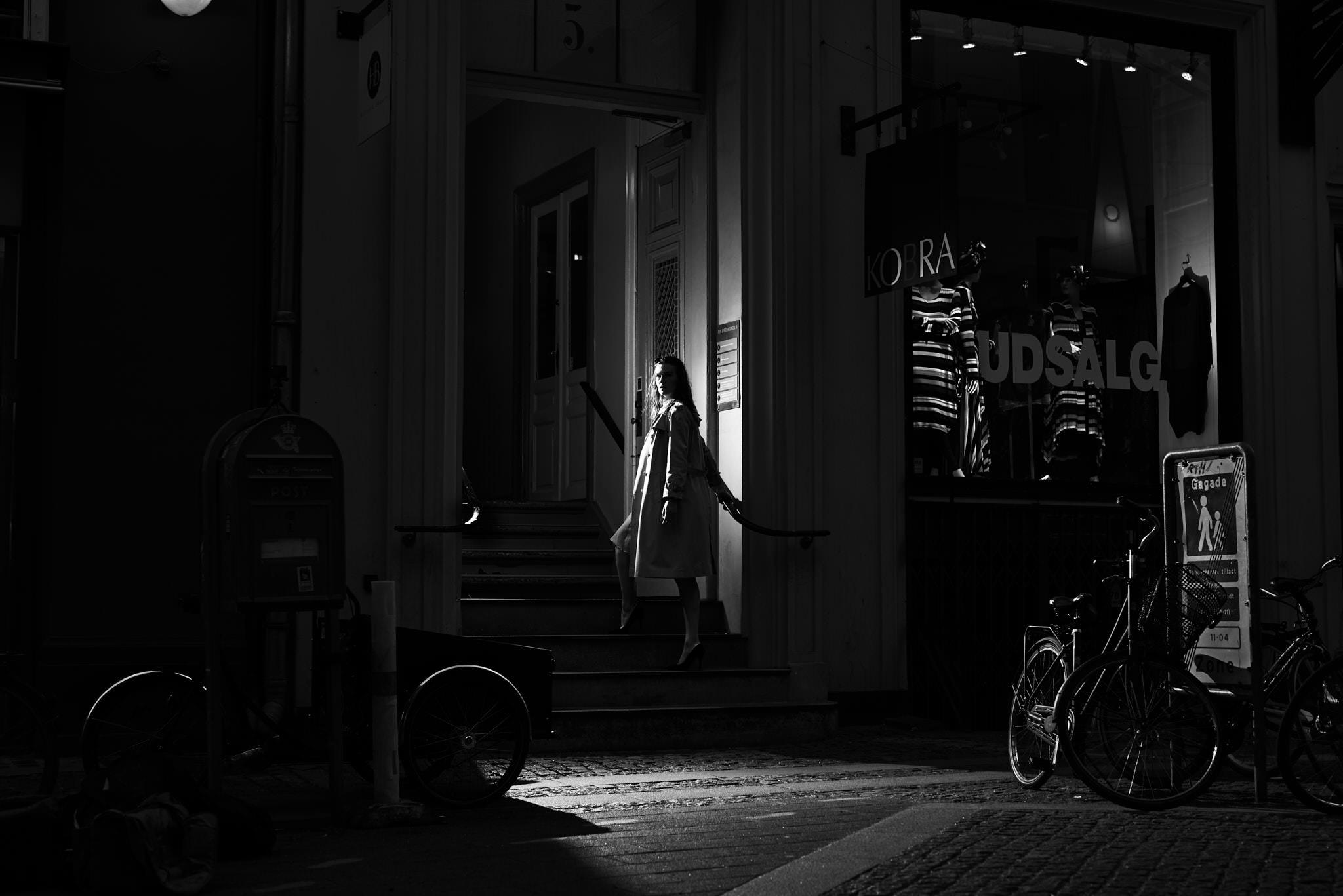 Take it to the streets – Inspireret af Peter Lindberg.
