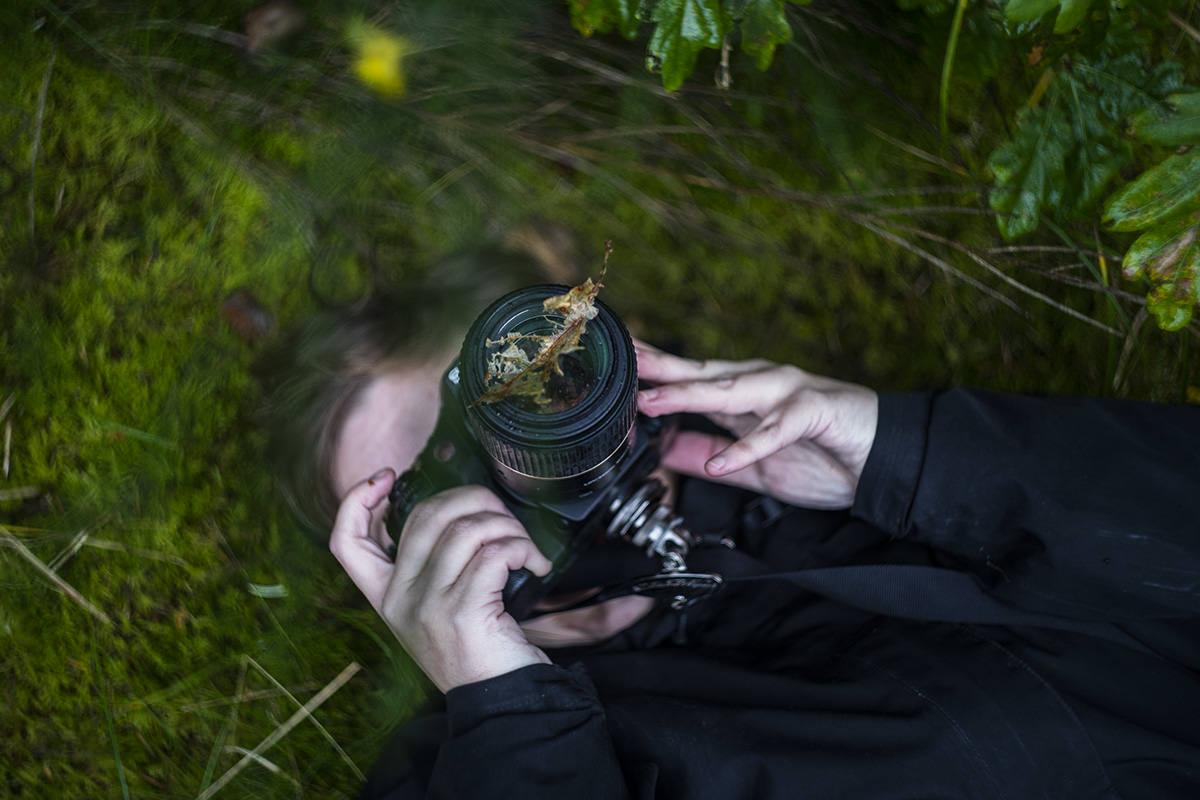 ud af BOKSEN – workshop i kreativt naturfoto