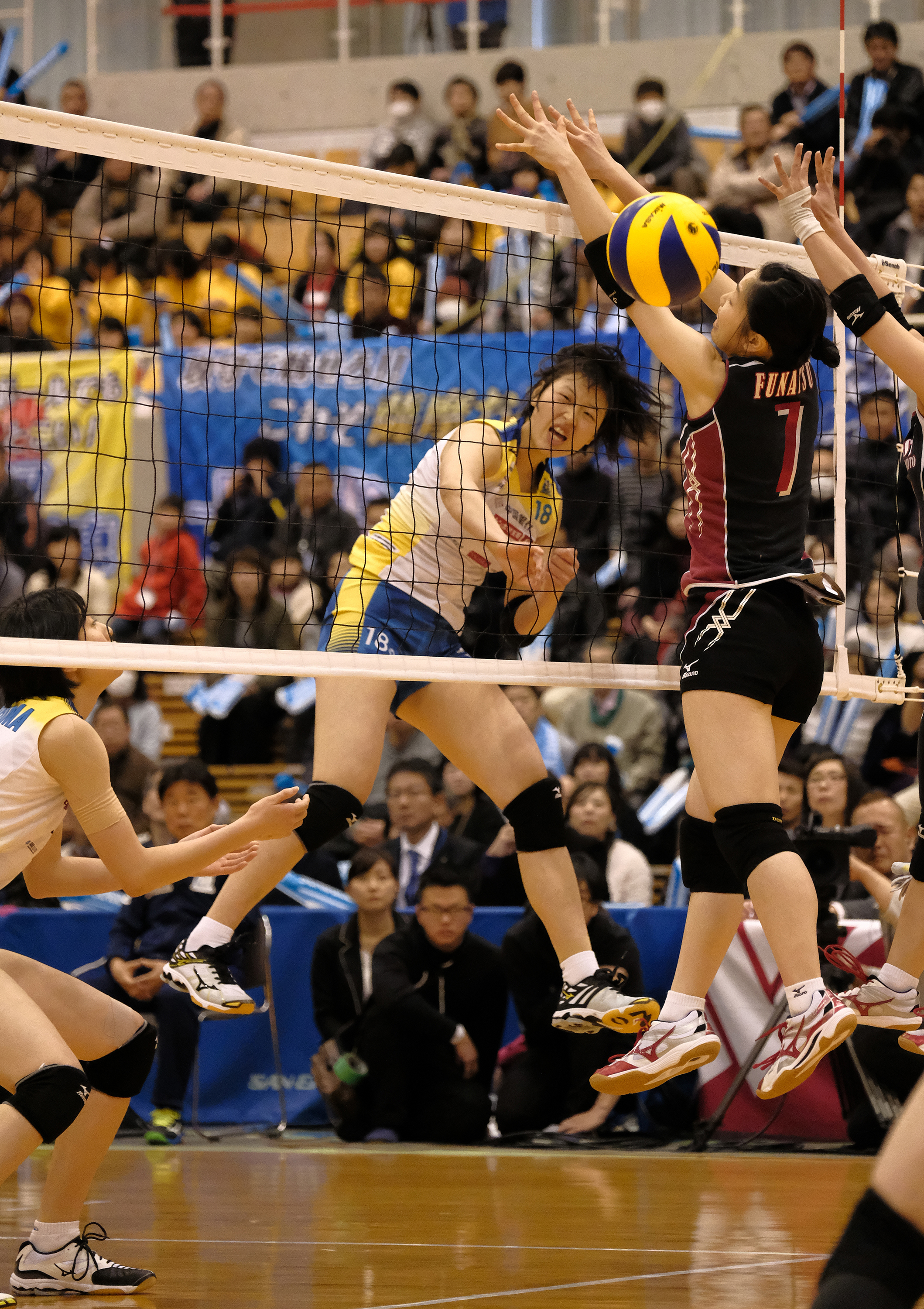 Fuji X-H1 - Sample Image - VolleyBall
