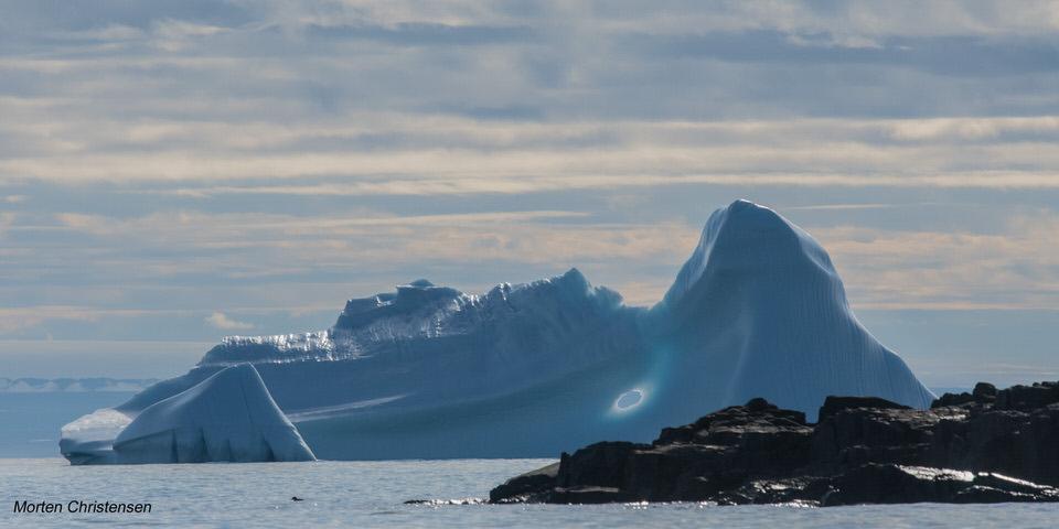 Med Nikon 7500 til det nordligste Grønland
