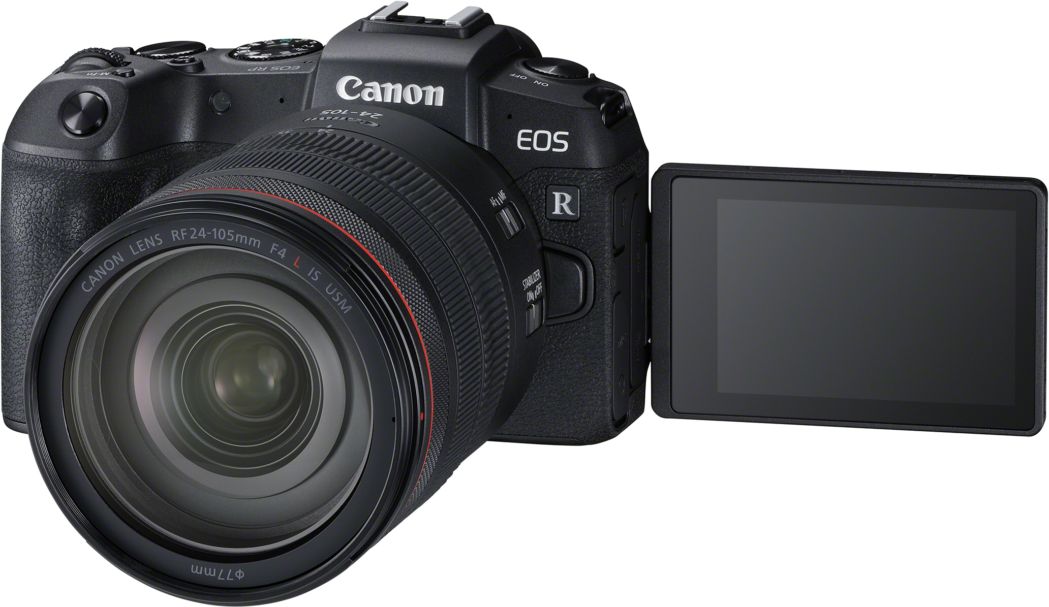 Canon EOS RP – Hands on