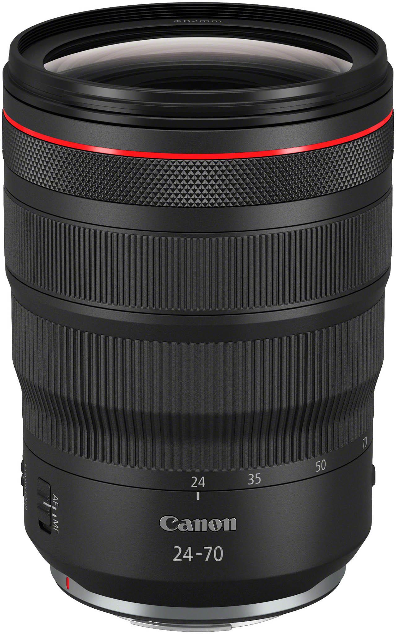 Canon 15-35 F2.8 – 24-70 F2.8 – 70-200 F2.8 – 85 F1.2