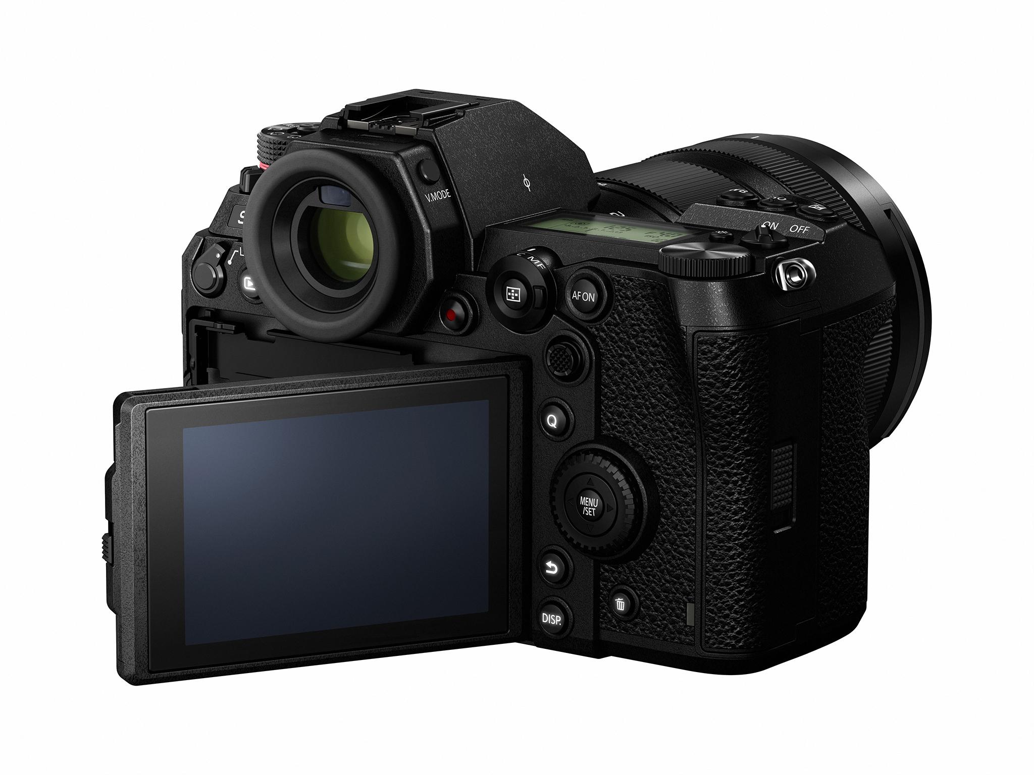 Førstehånds indtrykket af Panasonic S1 og S1R Full Frame spejlløse kamera