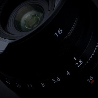 Fuji X-T30 & XF16 mm R WR