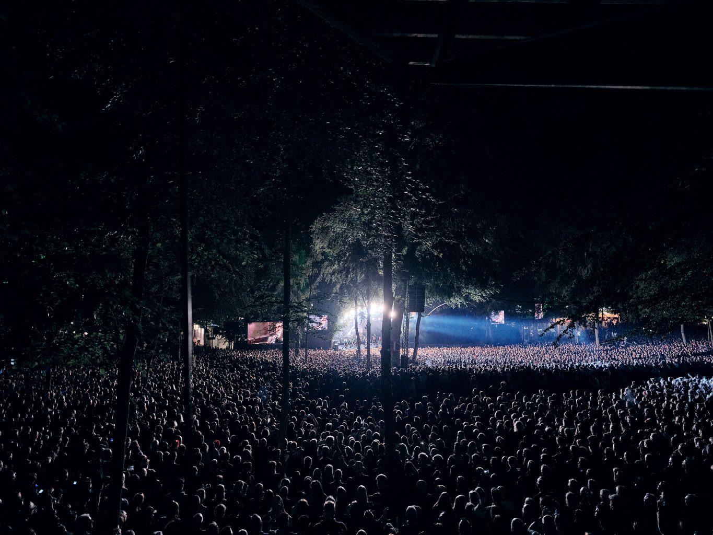 Robbie Williams på Smukfest 2019 med Fuji GFX 100